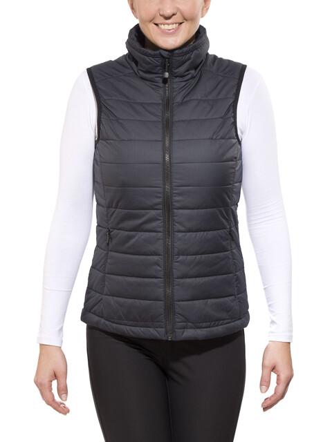 axant Alps Quilt Vest Women anthracite